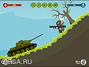 Russian Tank vs Hitler's Army
