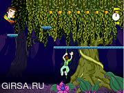 Флеш игра онлайн Страшная пуща / Scary Forest