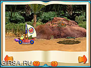 Флеш игра онлайн Save A Baby Dinosaur