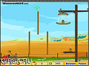 Флеш игра онлайн Save The Birds