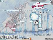Флеш игра онлайн Спаси Пингвина