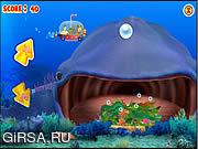 Флеш игра онлайн Save The Sea Creatures