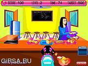 Флеш игра онлайн School Lunch