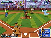 Флеш игра онлайн МВП Бейсбол скоби Ду шлема