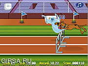 Игра Scooby Doo Hurdle Race