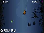 Флеш игра онлайн Scooby Doo Снэк Дэш / Scooby Doo Snack Dash