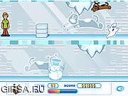 Флеш игра онлайн Замороженные Кикиморы Скуби Ду
