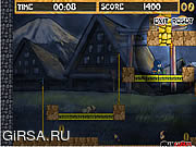 Флеш игра онлайн Scrolless Game