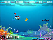 Флеш игра онлайн Sea Cleaner