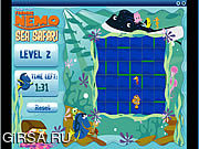 Флеш игра онлайн Sea Safari