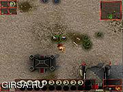 Флеш игра онлайн Сезон войны