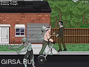 Флеш игра онлайн Segway из мертвых
