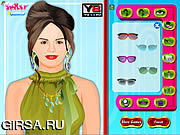 Флеш игра онлайн Selena Gomez Make Over