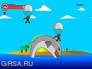 Флеш игра онлайн Shark Rampage