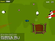 Флеш игра онлайн Овца Терминатор