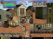 Флеш игра онлайн Sheriff Rage