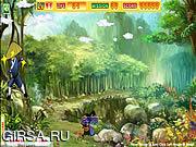 Флеш игра онлайн Стрелять Бандит / Shoot Bandit
