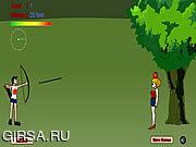 Флеш игра онлайн Shoot Belle
