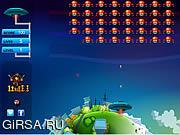 Флеш игра онлайн Shoot the Aliens