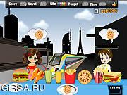 Флеш игра онлайн Shop Stop in Paris