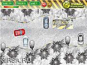 Флеш игра онлайн Slippery Parking