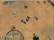 Флеш игра онлайн Крутая гонка