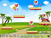 Флеш игра онлайн Smileys Jump