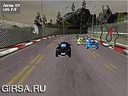 Флеш игра онлайн Smooth Racing