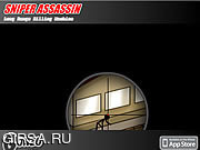Флеш игра онлайн Опасный снайпер / Sniper Assassin - Long Range Killing Machine