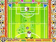 Флеш игра онлайн Футбол Собаки / Soccer Dog