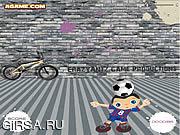 Флеш игра онлайн Футбол / Soccer Folks