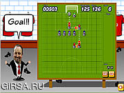 Флеш игра онлайн Soccer Set Piece Superstar