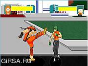 Флеш игра онлайн Южный Парк Tokutawa