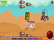 Флеш игра онлайн Космонавт 51