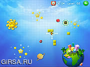 Флеш игра онлайн Spaceoventure
