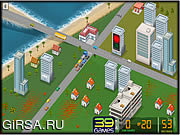 Флеш игра онлайн Скоростной трафик