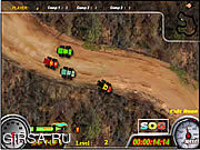 Флеш игра онлайн Speed Trucks