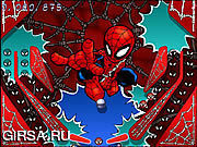 Флеш игра онлайн Spiderlad Против Бэтсмен / Spiderlad Vs Batsman