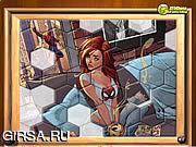 Игра Spiderman Love - Fix My Tiles