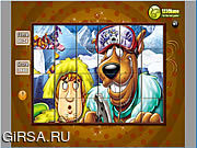 Флеш игра онлайн Spin N Set - Scooby Hunt