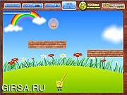 Флеш игра онлайн Губка Боб спасает Патрика