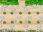 Флеш игра онлайн Spongebob Squarepants - Survival
