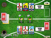 Игра Sports Heads Cards: Soccer Squad Swap