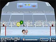 Флеш игра онлайн Sports Heads: Ice Hockey