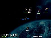 Флеш игра онлайн Sputnik Blitzkrieg