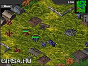 Флеш игра онлайн Опасное сражение