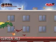 Флеш игра онлайн Squirrel Game