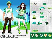 Флеш игра онлайн Праздник Святого Патрика День / St.Patrick Day Celebration