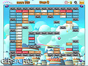 Флеш игра онлайн Война кирпича Kirby звезды / Star Kirby Brick War