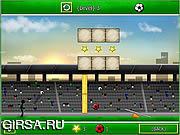 Флеш игра онлайн Stickman Soccer 2